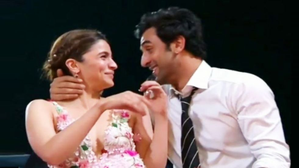 Alia Bhatt Reacts To Her and Ranbir Kapoor's Viral Wedding Card