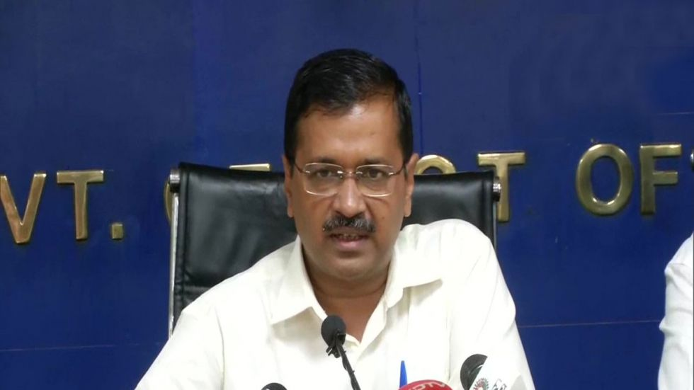 Arvind Kejriwal said the Centre has taken an important decision on the long-pending demand of Delhiites.
