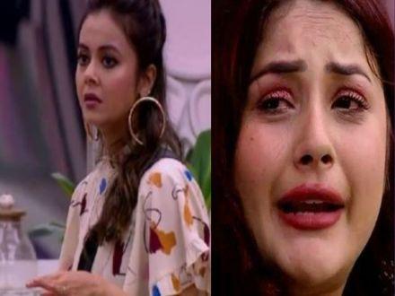 Bigg Boss 13 Promo Out Devoleena Slaps Shehnaz Gill During