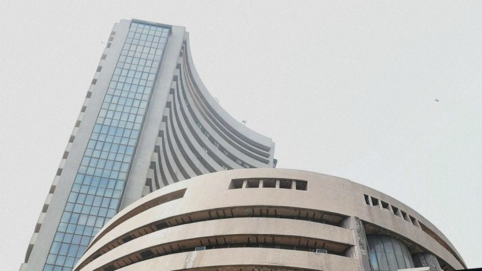 BSE Sensex and NSE Nifty opened flat before going down in the early trade