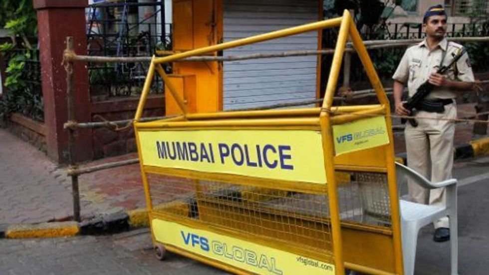 Mumbai police lodged an FIR late Tuesday night against nearly 200 people and arrested 33 of them