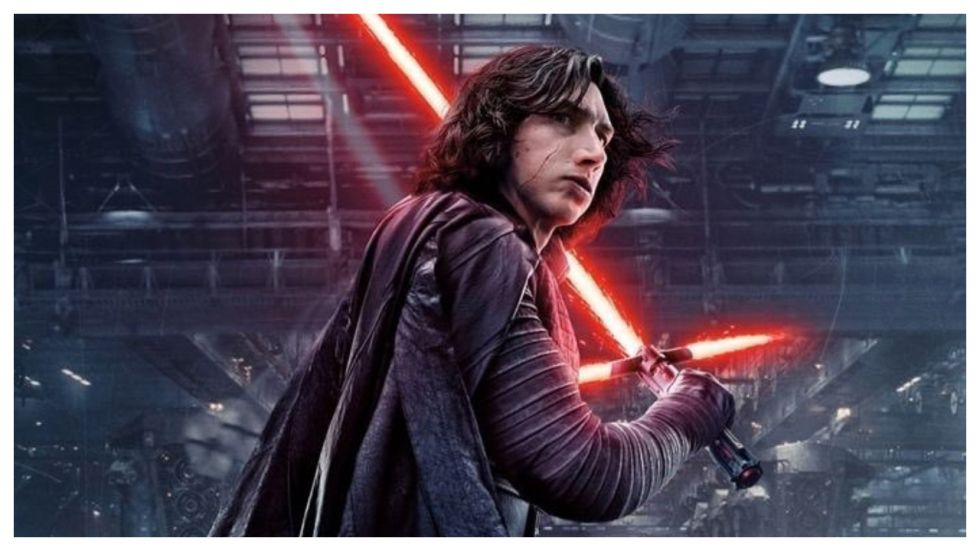 Adam Driver Returns As Kylo Ren Once Again In 'The Rise Of Skywalker'