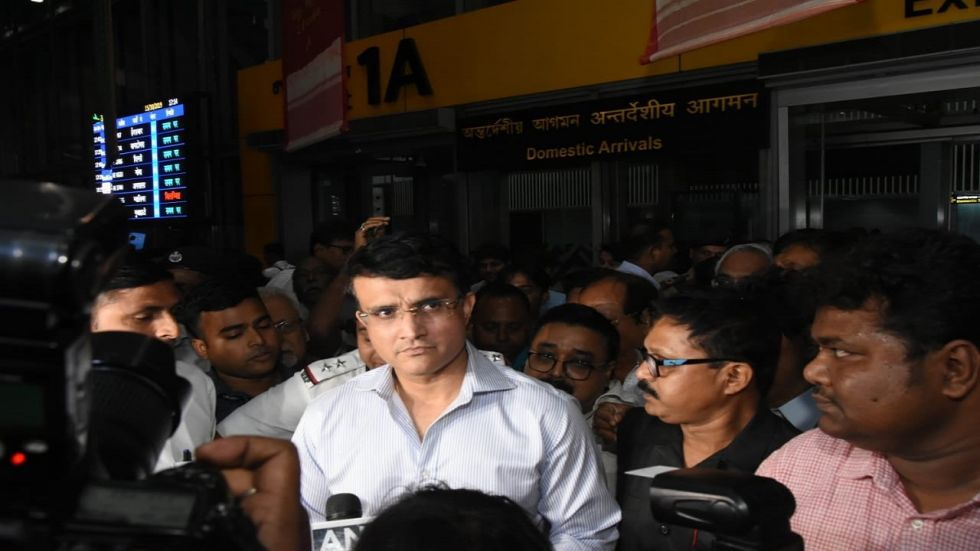 Sourav Ganguly will be appointed as the 39th president of the BCCI during the AGM meeting in Mumbai.