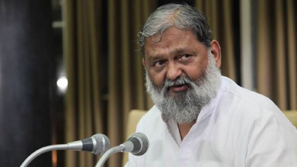 Haryana Health Minister Anil Vij won from his stronghold Ambala Cantonment.