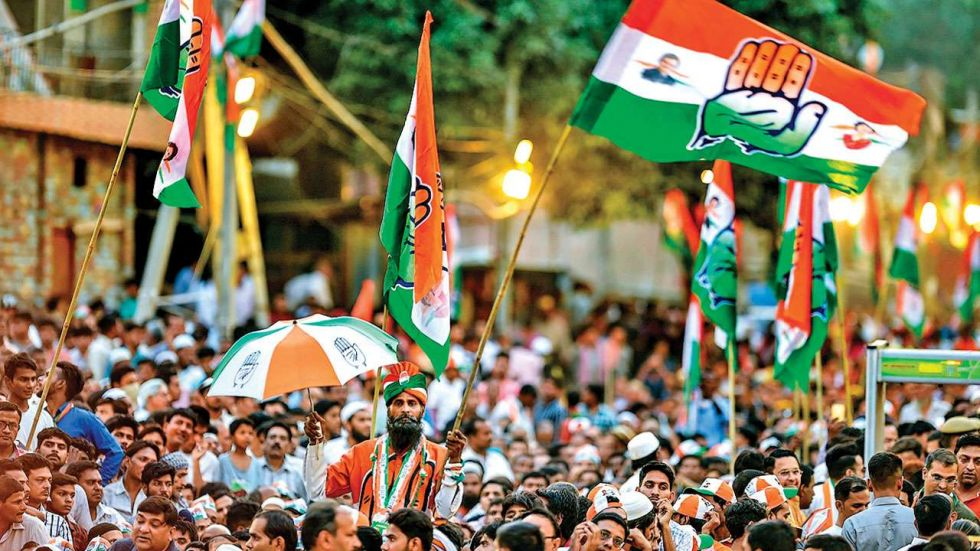 Congress secured just under 29 per cent vote share with its ally IUML getting about 10 per cent votes
