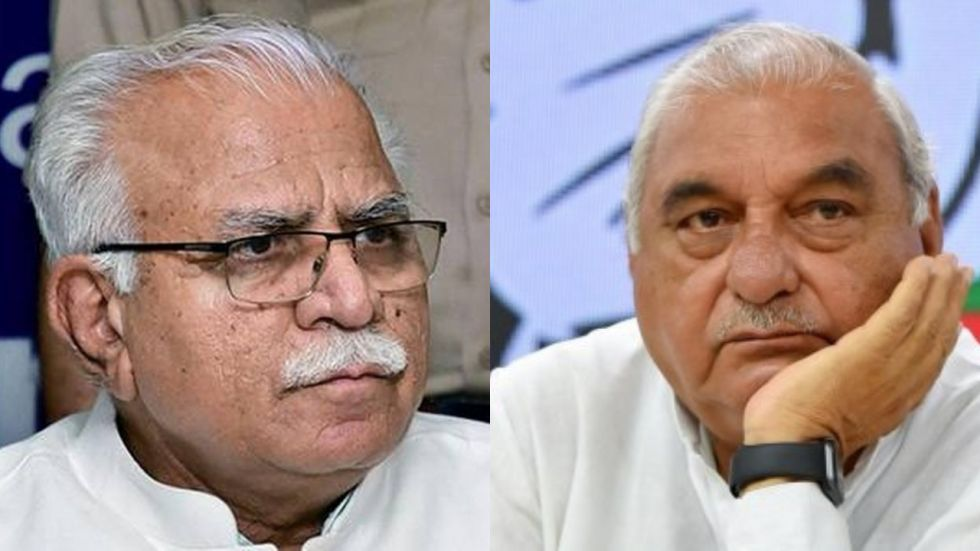 Haryana Assembly Election Results: The BJP, which had set a target of winning 75 seats ahead of the polls, is leading in 35 seats.