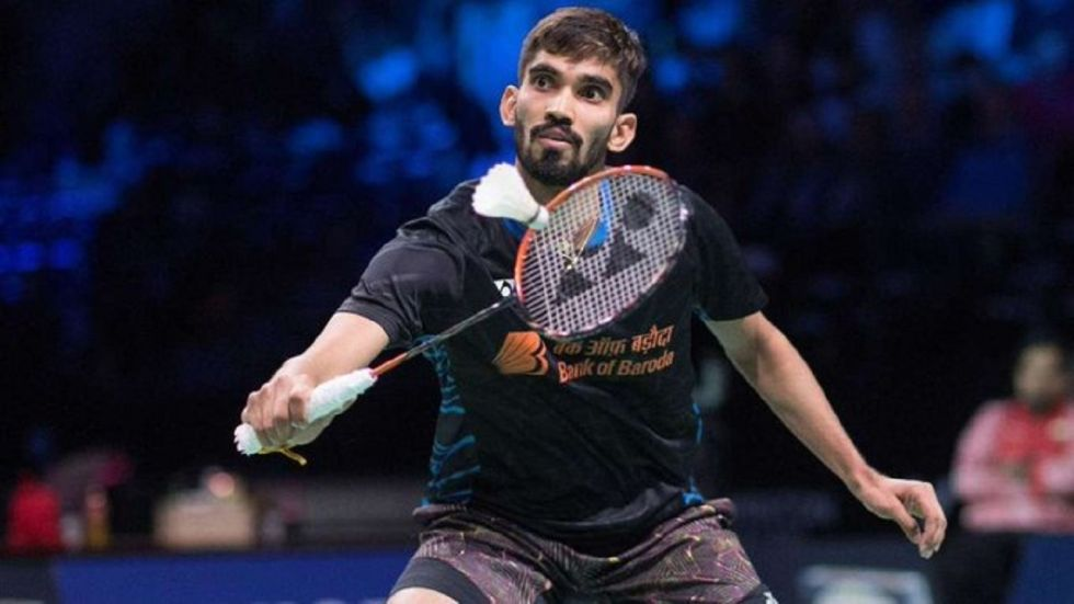 Kidambi Srikanth fought hard for 55 minutes against second seed Chou Tien Chen of Chinese Taipei before losing 15-21 21-7 21-14, Kashyap was no match for Hong Kong's Ng Ka Long Angus, losing 11-21 9-21.