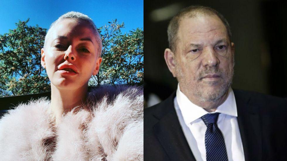 Rose Mcgowan Files Lawsuit Against Harvey Weinstein