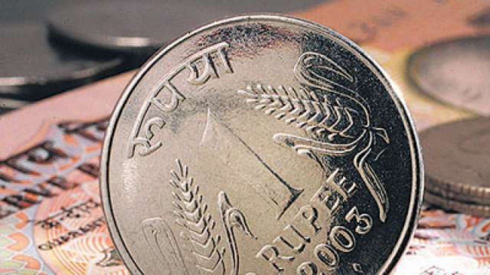On Wednesday, rupee had settled at 70.91 against the US dollar