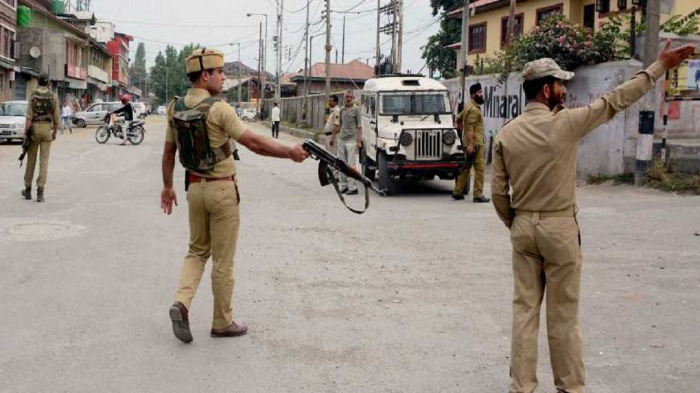 The incident comes a week after an apple trader was killed by terrorists in the same district, which was the third such killing in three days in the Kashmir Valley.