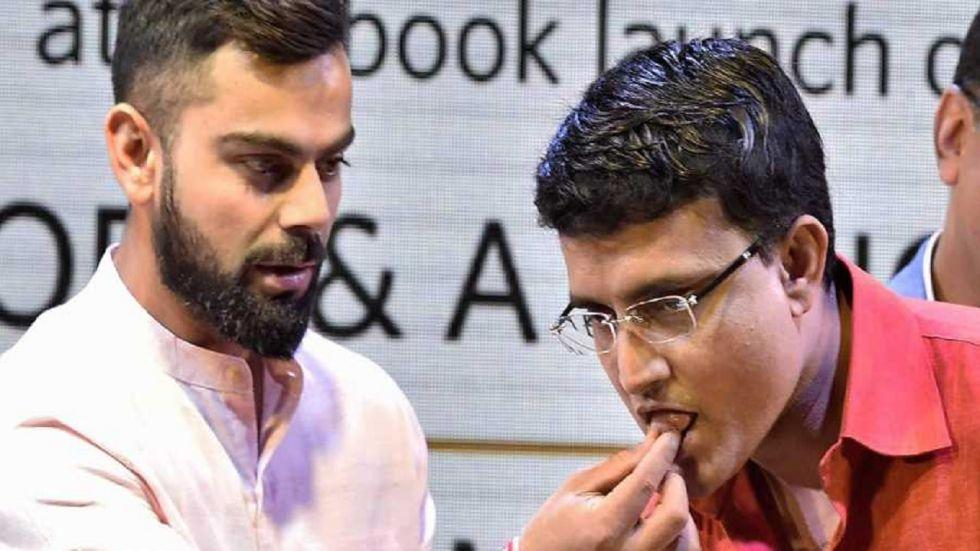 Virat Kohli has agreed to play day-night Tests: Sourav Ganguly