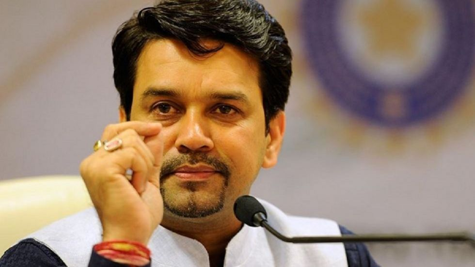 ICC Has No Relevance Without BCCI: Anurag Thakur