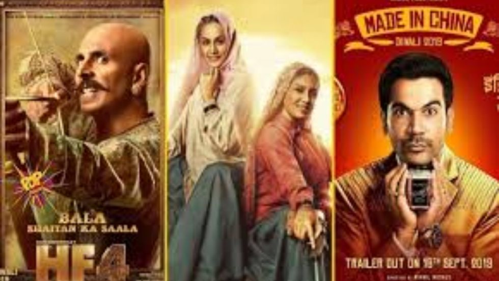 How Housefull 4, Saand Ki Aankh And Made in China Fared At Box Office