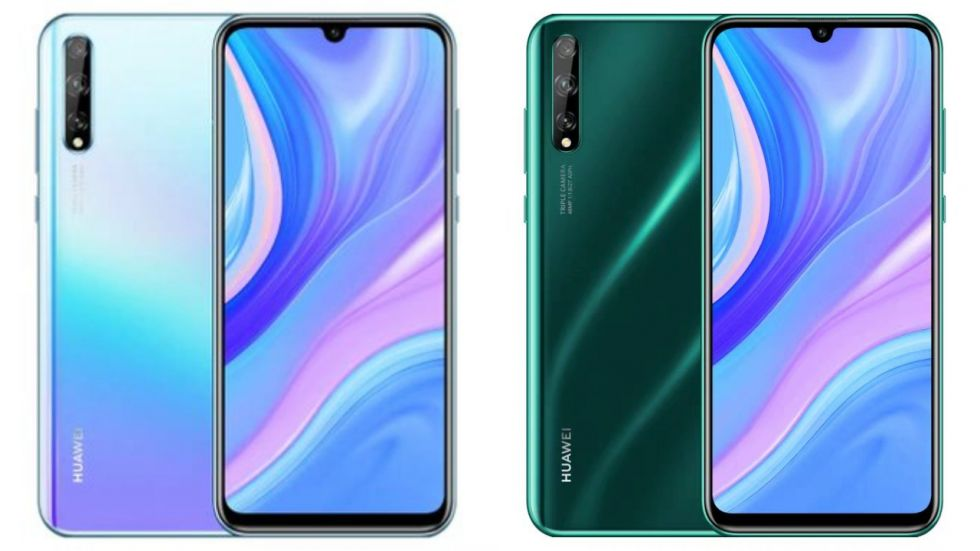 Huawei Enjoy 10S Launched In China