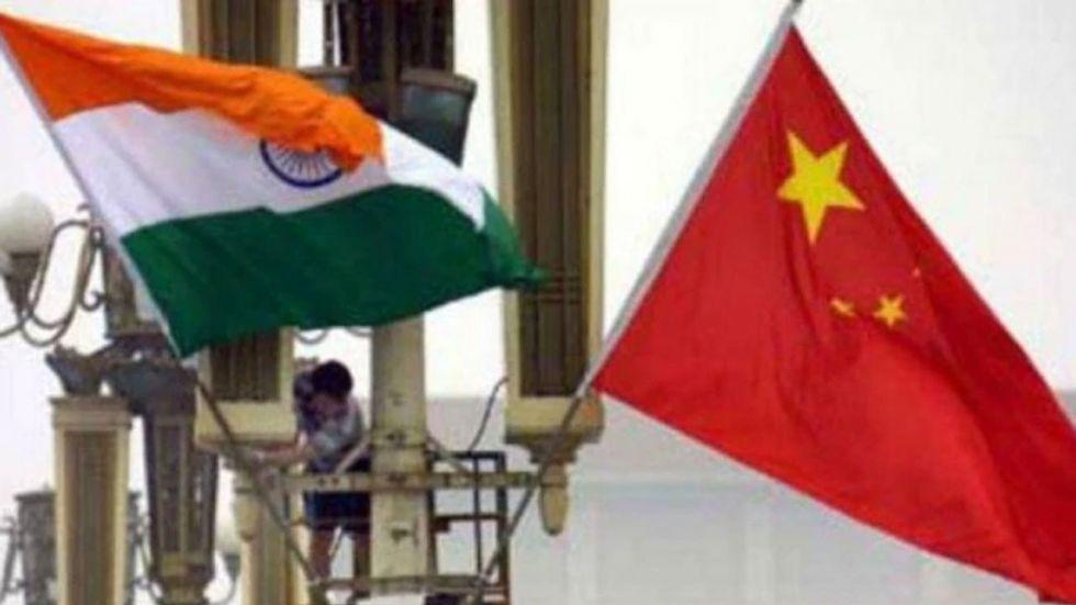 Both India and China are part of BRICS