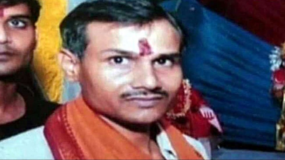 Kamlesh Tiwari was killed in Lucknow on October 18
