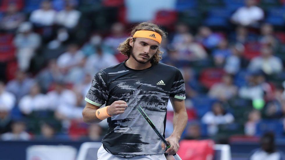 Stefanos Tsitsipas has also scored wins over Novak Djokovic and Rafael Nadal in 2019 apart from Roger Federer in the Australian Open.
