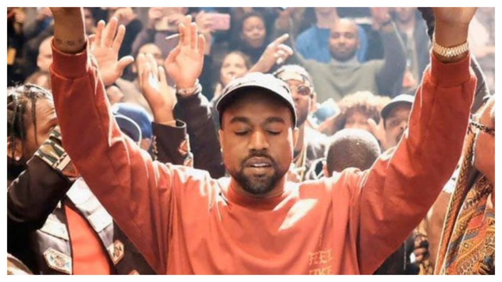 Kanye West Insists He is 'The Greatest Human Artist Of All Time''