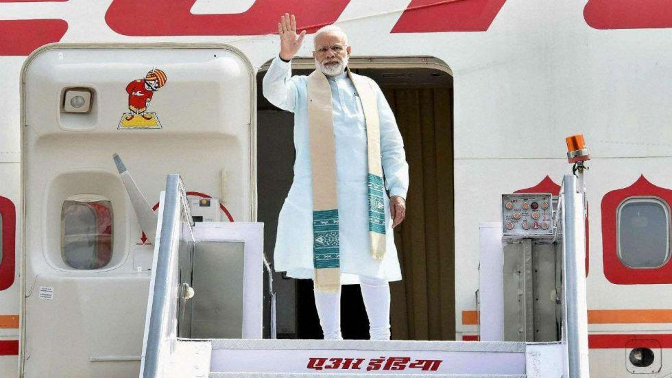Prime Minister Narendra Modi will travel to Saudi Arabia on Monday.