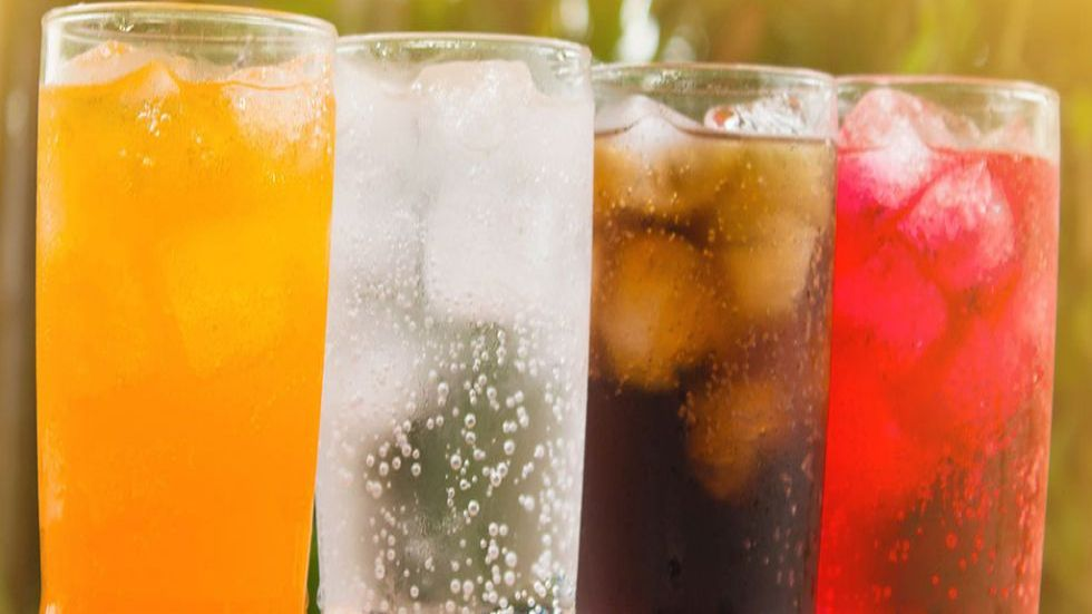 Soft Drinks Consumption Common Factor Between Obesity, Tooth Wear