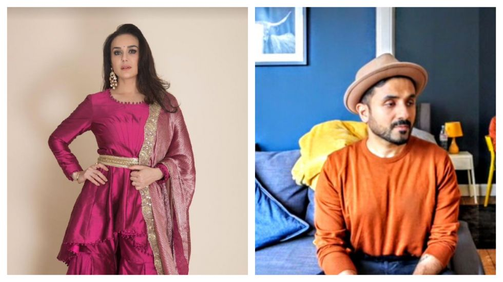 Priety Zinta, Vir Das To Star In ABC'S 'Fresh Off The Boat'