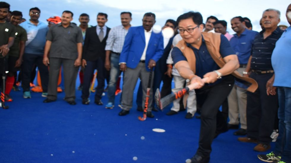 On the 2020 Olympics in Tokyo, Rijiju said it was just 10 months away and one cannot create a champion overnight.