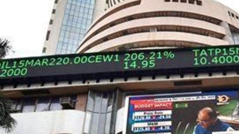The broader NSE Nifty jumped 57.25 points or 0.49 per cent to close at 11,844.10.