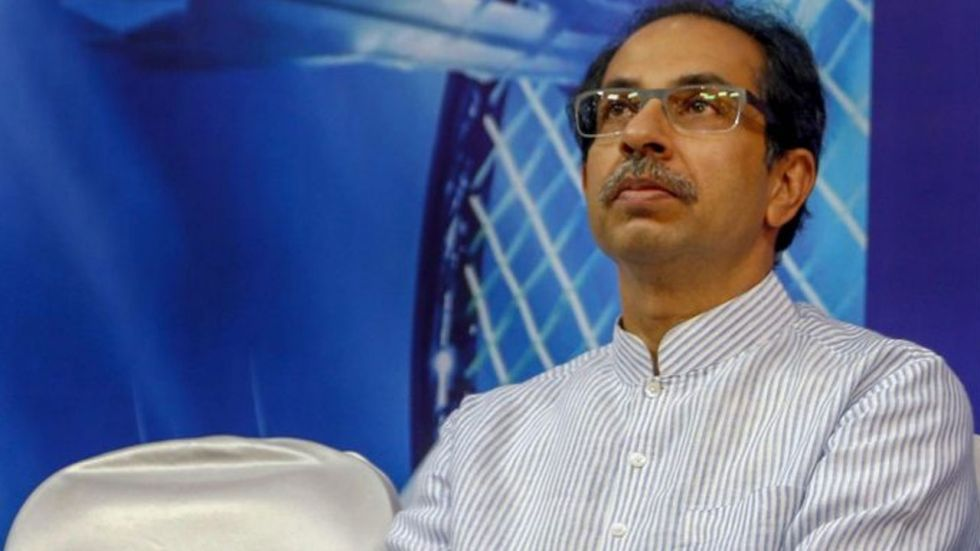 Shiv Sena chief Uddhav Thackeray has pitched for a 50:50 division for a turn at the Chief Minister's post.