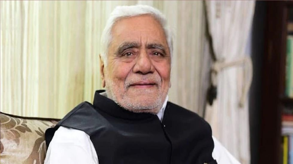 Beri Congress MLA Raghuvir Singh Kadian
