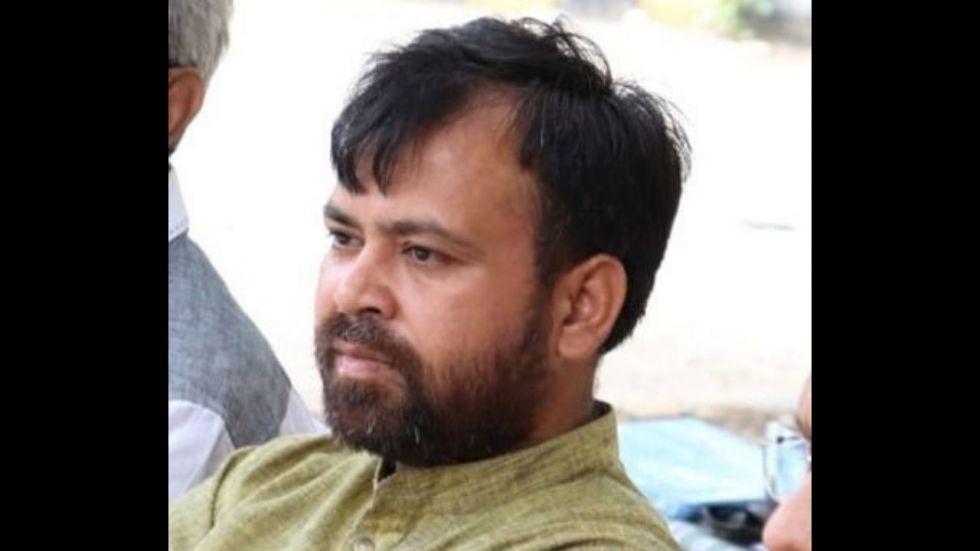 AAP MLA Akhilesh Pati Tripathi taken into custody in 2013 rioting case
