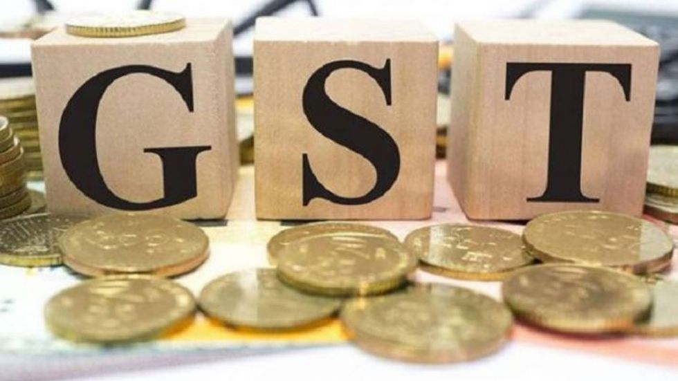 The GST revenue collection in September stood at Rs 91,916 crore.