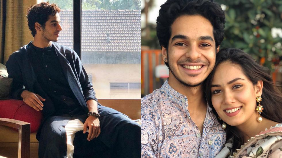 Mira Rajput's Special Wish For Birthday Boy Ishaan Khatter Will Make You Go Awww!