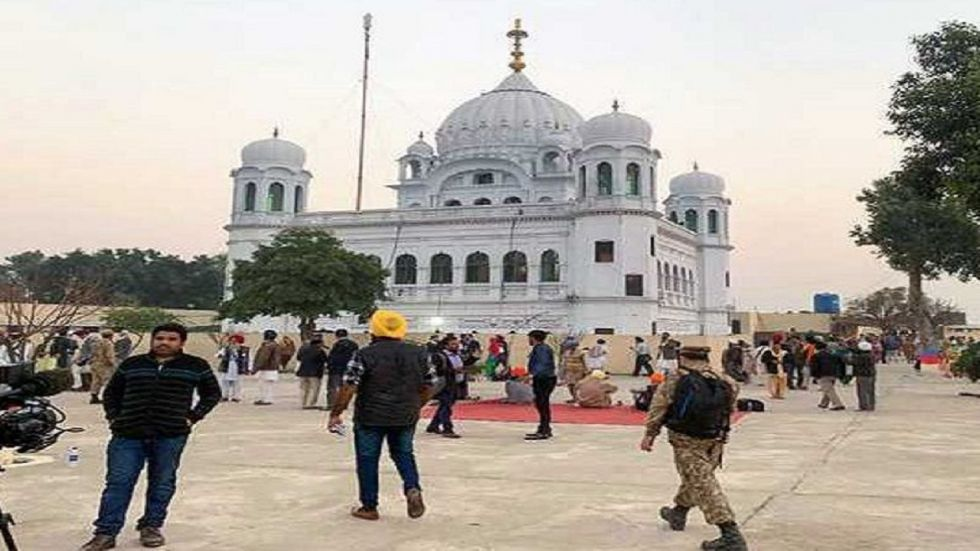 India and Pakistan signed the Kartarpur agreement at 'zero line' on October 24.