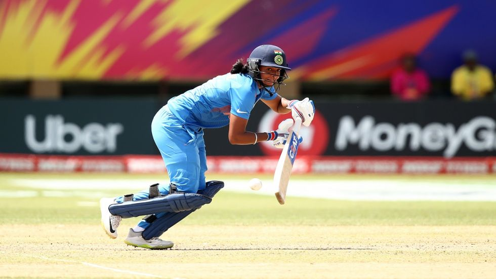 Harmanpreet Kaur took a stunning catch but India still lost the match by one run against West Indies in Antigua.