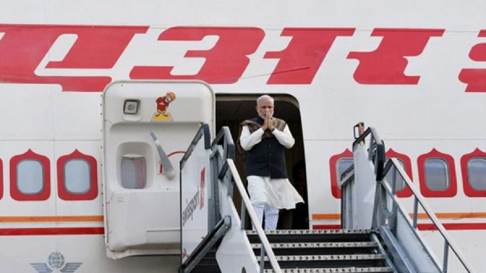 Prime Minister Narendra Modi on Saturday left for Thailand for attending the ASEAN-India, East Asia and RCEP summits.