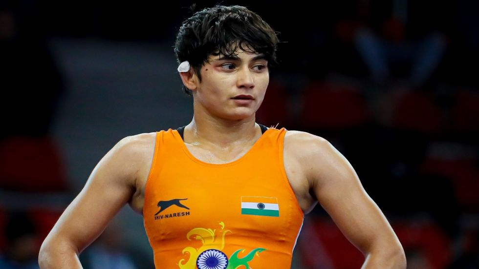 Pooja Gehlot lost 0-2 to Okuno in the summit clash to emulate Ravinder (61kg), who also won a silver earlier this week.