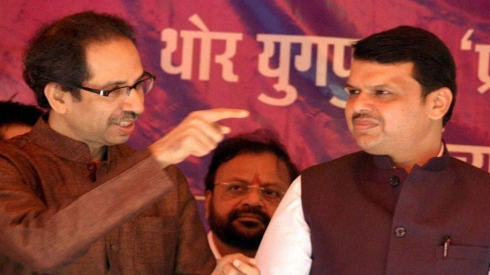 The BJP-Shiv Sena alliance is yet to sort out their differences over the power equation for the state government formation.