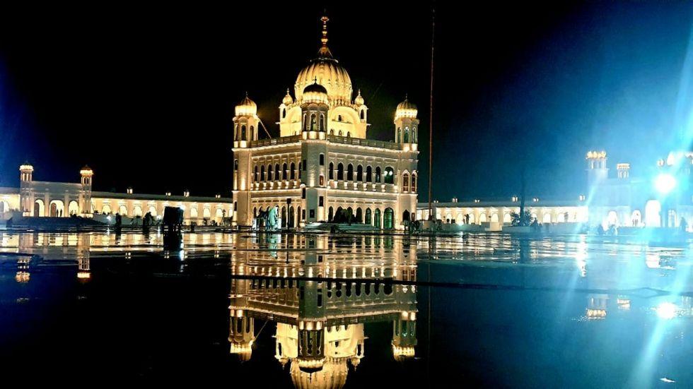 The year 2019 marks the 550th birth anniversary year of Sikhism founder Guru Nanak Dev, whose birthplace is Sri Nankana Sahib in Pakistan.