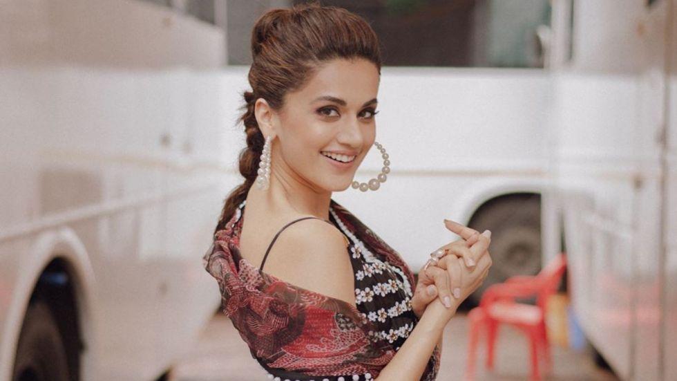 Taapsee Pannu is currently basking in the success of her last film Saand Ki Aankh.