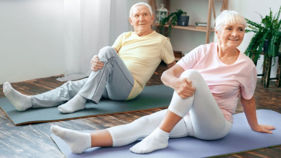 Higher Physical Activity Linked With Lower Premature Death Risk In Elderly.