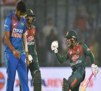 Mushfiqur Rahim Eliminates Years Of Bangladesh Pain Vs India In Delhi Smog