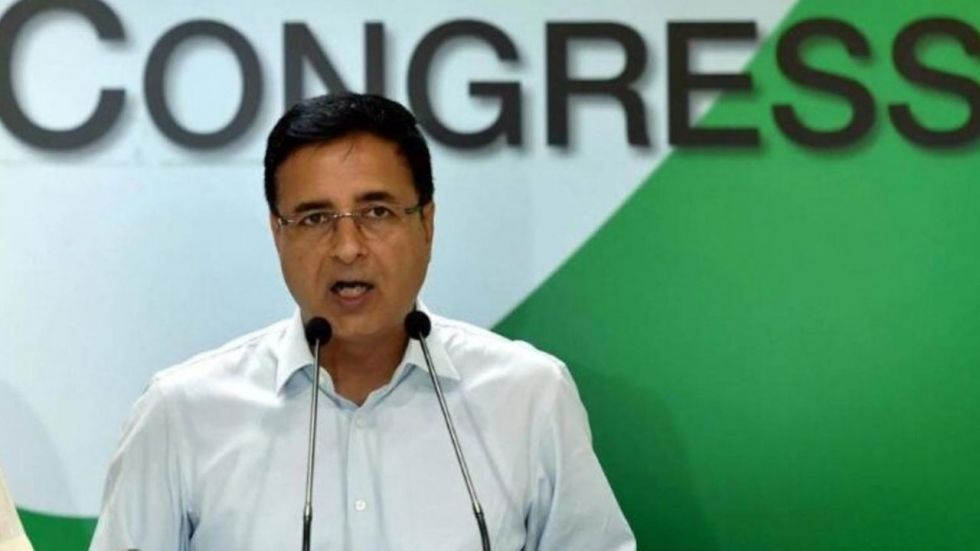 Congress chief spokesperson Randeep Surjewala said it is a win for all those protecting national interests.