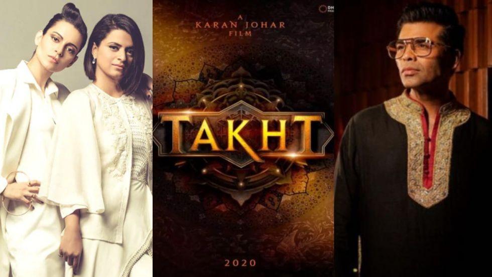 Kangana Ranaut's Sister Rangoli Calls Karan Johar's Takht 'Soft Porn'