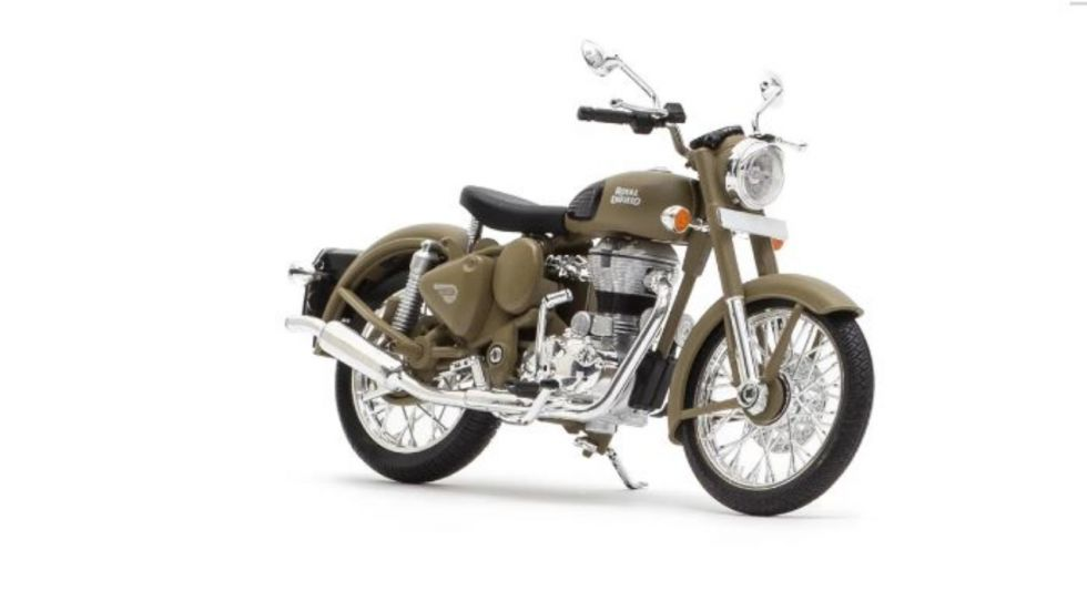 Royal Enfield Domestic Sales Dips By 4 per cent In October 2019