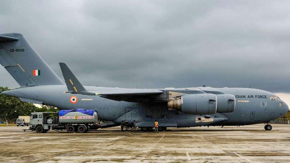 The Hindon airbase houses IAF's C-17 Globemaster heavylift special operation aircraft procured from the US