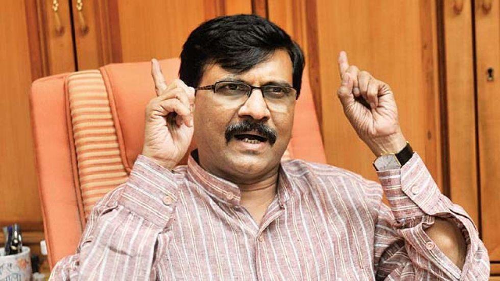 Sanjay Raut tweeted a poem from Dushyant Kumar in a veiled dig at BJP