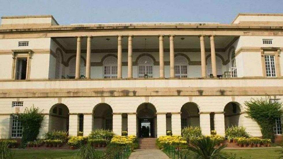 Nehru Memorial Museum and Library is located at Teen Murti Bhavan in Delhi