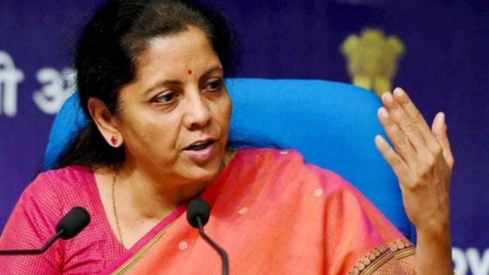 Finance Minister Nirmala Sitharaman briefs media on housing issues