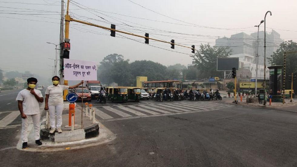 The Delhi government last Friday decided to shut all schools till November 5.