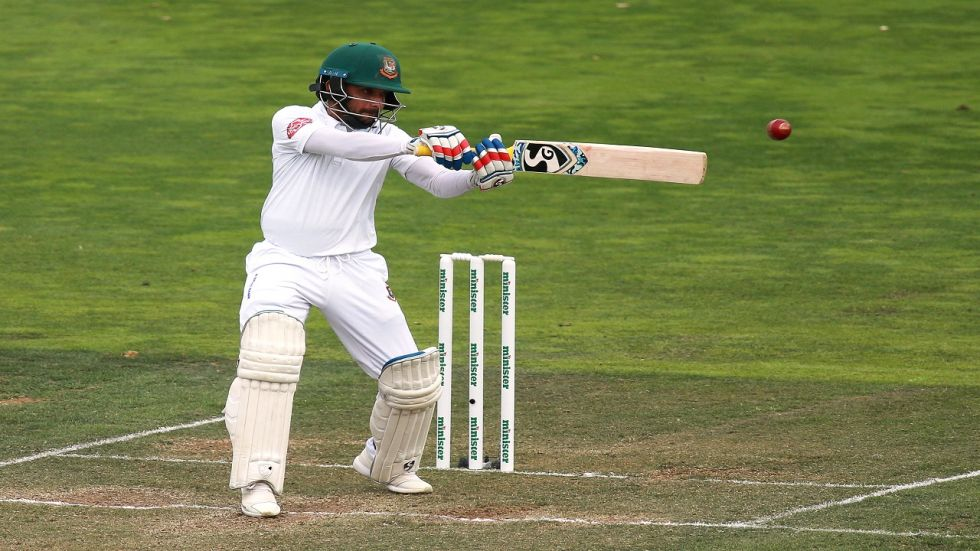 Mominul Haque will captain Bangladesh for the first time in the series against India following Shakib Al Hasan's ban.